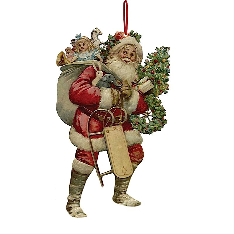 victorian christmas tree decorations uk - British Christmas Tree Decorations